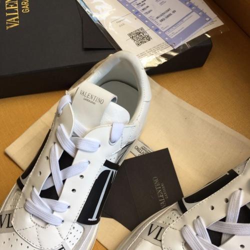 Replica Valentino Casual shoes For Men #784651 $104.76 USD for Wholesale