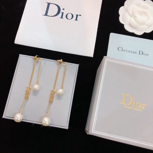 Christian Dior Earrings #784666 $31.04, Wholesale Replica Christian Dior Earrings
