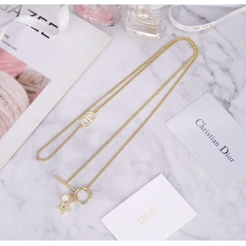Christian Dior Necklace #784669 $31.04, Wholesale Replica Christian Dior Necklace