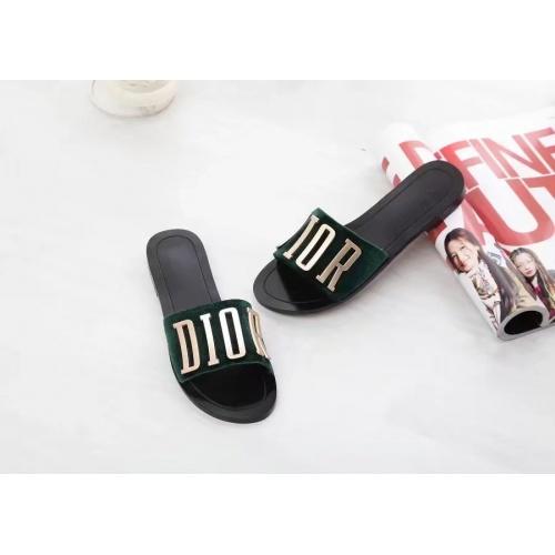 Christian Dior Slippers For Women #784694