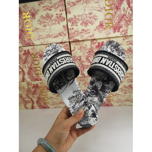 Christian Dior Slippers For Women #784707