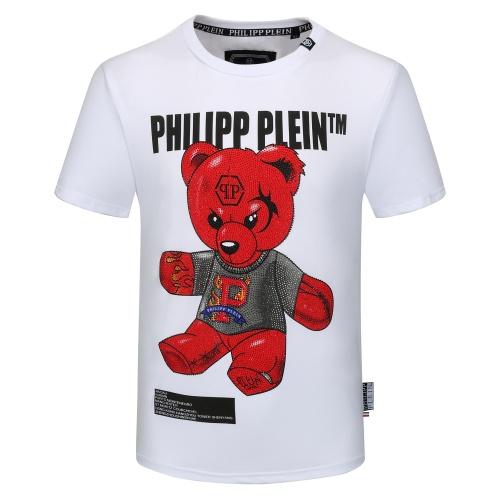 Philipp Plein PP T-Shirts Short Sleeved O-Neck For Men #784709