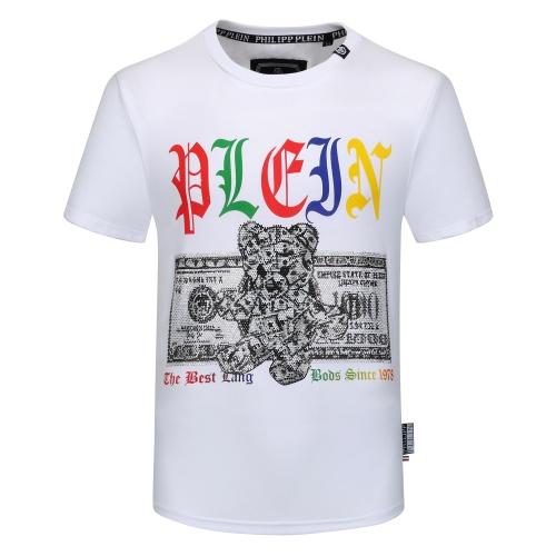 Philipp Plein PP T-Shirts Short Sleeved O-Neck For Men #784711