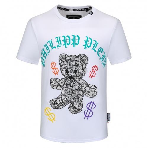 Philipp Plein PP T-Shirts Short Sleeved O-Neck For Men #784713