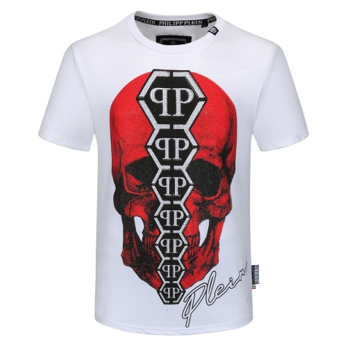 Philipp Plein PP T-Shirts Short Sleeved O-Neck For Men #784716