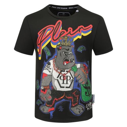 Philipp Plein PP T-Shirts Short Sleeved O-Neck For Men #784726