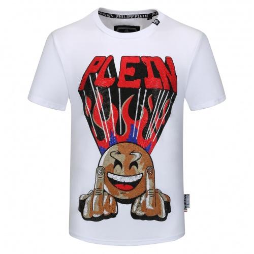 Philipp Plein PP T-Shirts Short Sleeved O-Neck For Men #784729