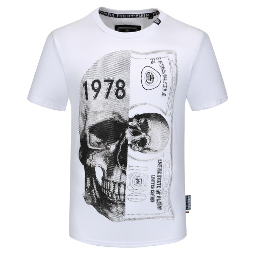 Philipp Plein PP T-Shirts Short Sleeved O-Neck For Men #784731