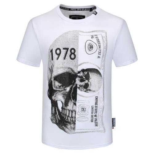 Philipp Plein PP T-Shirts Short Sleeved O-Neck For Men #784731