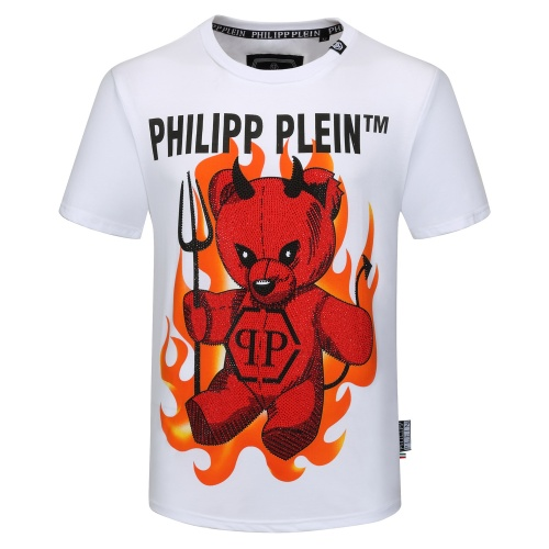 Philipp Plein PP T-Shirts Short Sleeved O-Neck For Men #784734