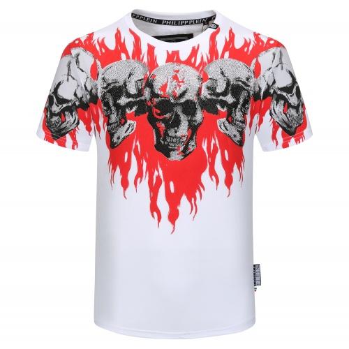 Philipp Plein PP T-Shirts Short Sleeved O-Neck For Men #784737