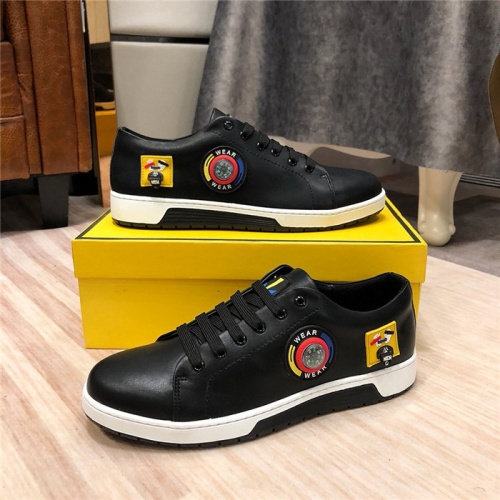 Fendi Casual Shoes For Men #784768