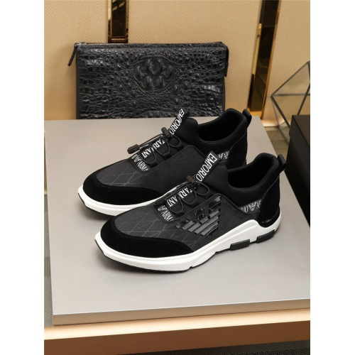 Armani Casual Shoes For Men #784807