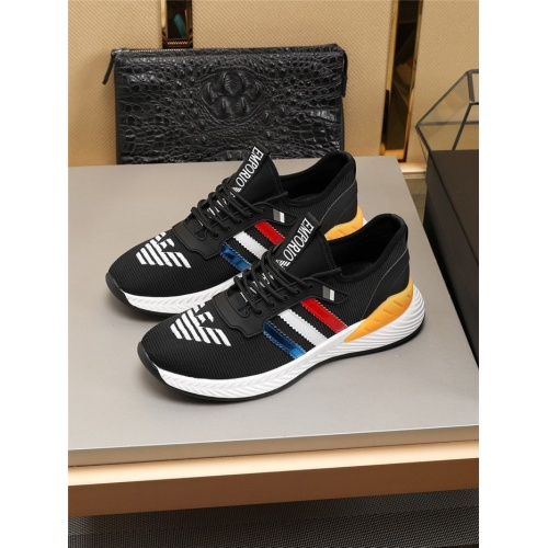 Armani Casual Shoes For Men #784809