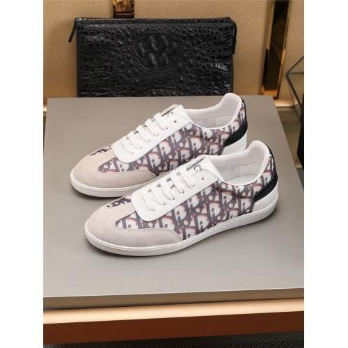 Christian Dior Casual Shoes For Men #784812
