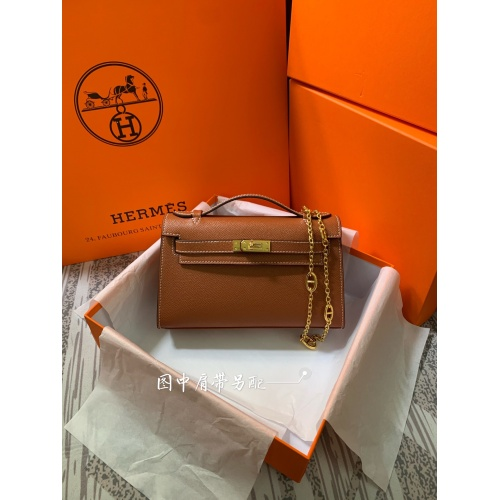 Hermes AAA Quality Messenger Bags #784875 $114.46, Wholesale Replica Hermes AAA Quality Messenger Bags