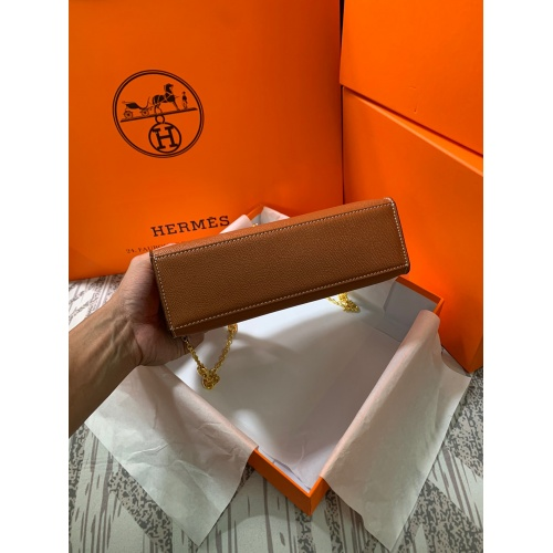Replica Hermes AAA Quality Messenger Bags #784875 $114.46 USD for Wholesale