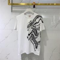 $39.77 USD Alexander McQueen T-shirts Short Sleeved O-Neck For Men #778319