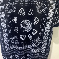 $39.77 USD Versace T-Shirts Short Sleeved O-Neck For Men #779465