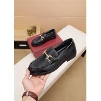 Ferragamo Salvatore FS Leather Shoes For Men #780098
