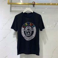 $39.77 USD Versace T-Shirts Short Sleeved O-Neck For Men #781677