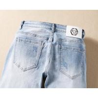 $40.74 USD Philipp Plein PP Jeans Trousers For Men #781707