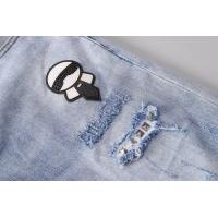 $40.74 USD Fendi Jeans Trousers For Men #781732