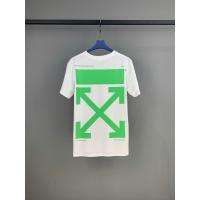 Off-White T-Shirts Short Sleeved O-Neck For Men #783366