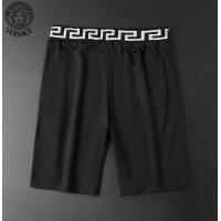 $62.08 USD Versace Tracksuits Short Sleeved O-Neck For Men #784066