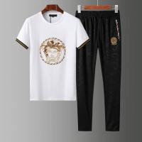 $65.96 USD Versace Tracksuits Short Sleeved O-Neck For Men #784076