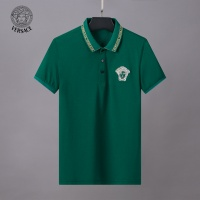 $65.96 USD Versace Tracksuits Short Sleeved Polo For Men #784085