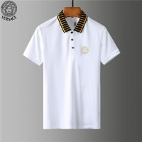 $65.96 USD Versace Tracksuits Short Sleeved Polo For Men #784088