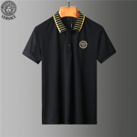 $65.96 USD Versace Tracksuits Short Sleeved Polo For Men #784089