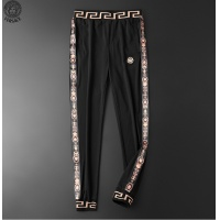 $65.96 USD Versace Tracksuits Short Sleeved O-Neck For Men #784096