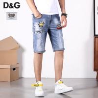 Dolce & Gabbana D&G Jeans Shorts For Men #784426