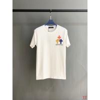 $31.04 USD Chrome Hearts T-Shrits Short Sleeved O-Neck For Men #784547