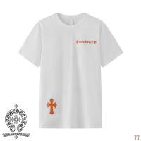 $31.04 USD Chrome Hearts T-Shrits Short Sleeved O-Neck For Men #784549
