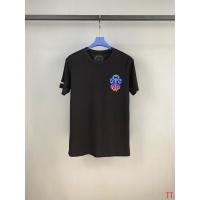 $31.04 USD Chrome Hearts T-Shrits Short Sleeved O-Neck For Men #784551