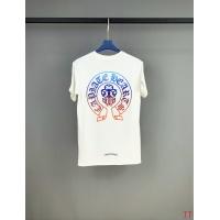 $31.04 USD Chrome Hearts T-Shrits Short Sleeved O-Neck For Men #784552