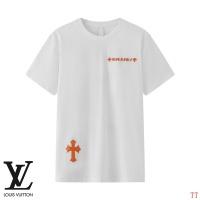 $31.04 USD Chrome Hearts T-Shrits Short Sleeved O-Neck For Men #784555