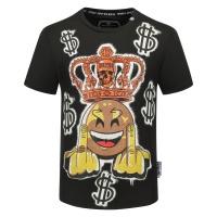$26.19 USD Philipp Plein PP T-Shirts Short Sleeved O-Neck For Men #784721