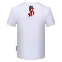 $26.19 USD Philipp Plein PP T-Shirts Short Sleeved O-Neck For Men #784724