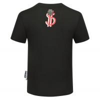 $26.19 USD Philipp Plein PP T-Shirts Short Sleeved O-Neck For Men #784725