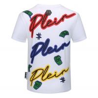 $26.19 USD Philipp Plein PP T-Shirts Short Sleeved O-Neck For Men #784727