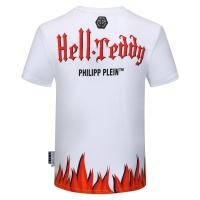 $26.19 USD Philipp Plein PP T-Shirts Short Sleeved O-Neck For Men #784734