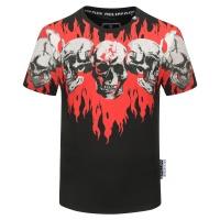 $26.19 USD Philipp Plein PP T-Shirts Short Sleeved O-Neck For Men #784736