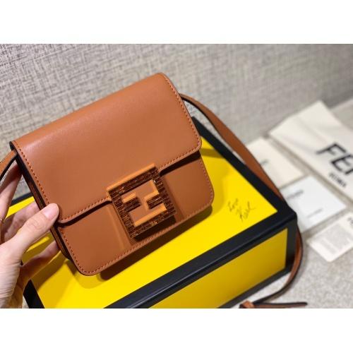 Fendi AAA Messenger Bags #785009