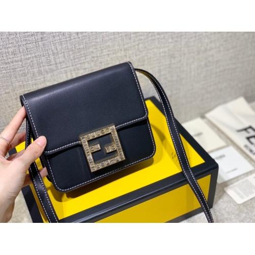 Fendi AAA Messenger Bags #785010