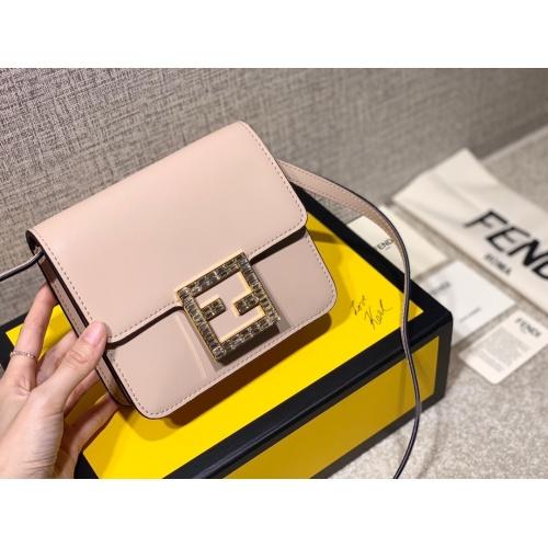 Fendi AAA Messenger Bags #785011