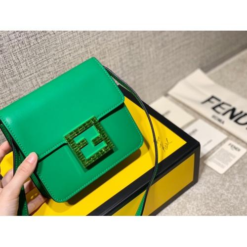 Fendi AAA Messenger Bags #785012